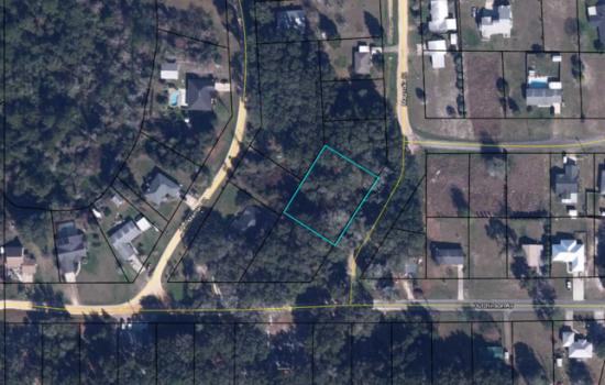 Keystone Heights, 0.459 Acre Lot