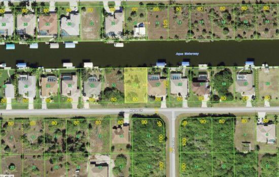 Waterfront South Gulf Cove Ocean Access 15554 AQUA CIR PORT CHARLOTTE, FL 33981